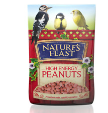 Nature's Feast High Energy Peanuts for Wild Birds, 12.75 kg