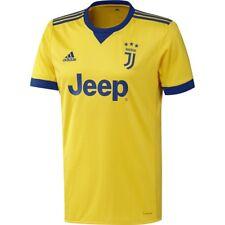 juve a jsy maglia Juventus trasferta adidas 2017/18 originale + 2patch bq4530