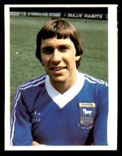 Daily Star Football 1981 - Arnold Muhren (Ipswich Town) No.108