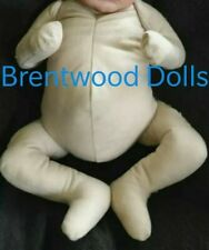 More details for doe suede cuddle body- reborn doll- bent arms and legs- choose size and colour.