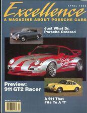 1995 Excellence Magazine (About Porsche): 911 GT2 Racer/What Dr. Porsche Ordered