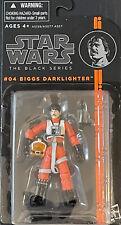 Star Wars The Black Series - #04 Biggs Darklighter