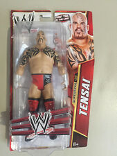 TENSAI SERIE BASIC MATTEL NEW WWE WRESTLING SUPERSTAR FIGURE