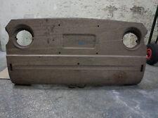Fiat 850 Sport Coupè II-III serie rivestimento posteriore completo 4180760