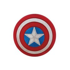 "Captain America 6"" Plush Shield Marvel Halloween Prop Steve Rogers Marvel Comics"