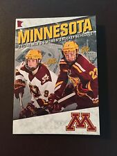 Minnesota Gophers 2017-18 Men's & Women's Ncaa hockey schedule