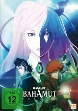 Rage of Bahamut Genesis Volume 1: Episode 01-06  DVD