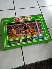 Subbuteo Fußball Spiel Tischkicker