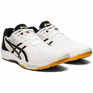 ASICS Volleyball Shoes ROTE JAPAN LYTE FF 2 1053A028 White Black US9(27cm)