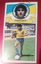 FRANCISCO COLOCA CADIZ, ESTE 85-86, DESPEGADO.
