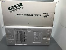 Danbury Mint 1953 Chevrolet Pickup Truck Diecast 1:24 Scale Box Only No Truck