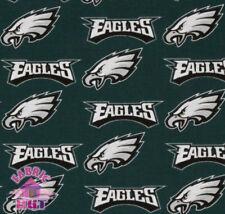 Philadelphia Eagles NFL Cotton Fabric 6210 D