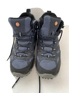 Merrell Moab 2 Mid GTX Gore-Tex Waterproof Mens Walking Hiking Boots Size UK 7.5