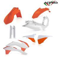 FULL KIT PLASTICHE ORIGINALE ACERBIS KTM 250 EXC F 4T 2014-2015