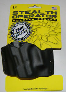 STEALTH OPERATOR  LEFT HAND HOLSTER
