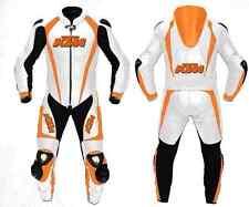 1/2-PC Motorbike/Motorcycle Leather Suit Racing Leather,Biker-Motogp-UNISEX(Rep)
