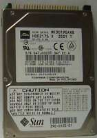 """Toshiba MK4026GAXB HDD2D07 40GB 2.5/"""" IDE Drive Free USA Shipping Our Drives Work"""