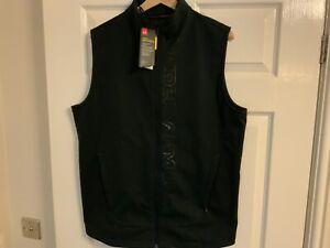 Under Armour storm vest in black size medium