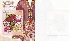 Malaysia 2013 Baba Nyonya Heritage MS Mint MNH
