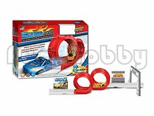 Super Twin Loops Racing Car Set with Random Color of Car