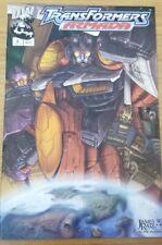 Transformers Armada #3 (Oct 2002, DW [Dreamwave]) Chris Sarracini James Raiz