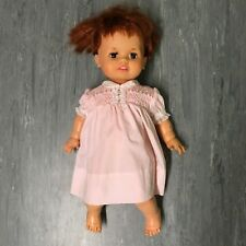 Baby Chrissy doll Ideal 1973 hair grows