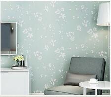 Simple Florist Non-woven Wallpaper Roll