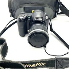 Fujifilm finepix S5200 digital camera point and shoot 10x optical zoom 5.1 mp