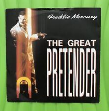 "Freddy Mercury - The Great Pretender R6151 7"" single 3 fo 1 on postage"