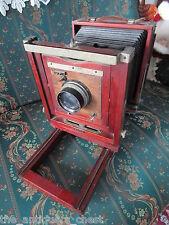 Gundlach Korona View 4x5 Camera. c. 1918-1922.