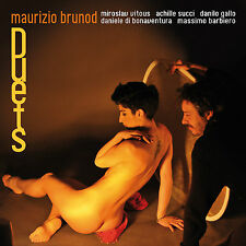 MAURIZIO BRUNOD feat. Miroslav Vitous «Duets» Caligola 2170