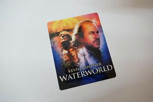 WATERWORLD kevin costner - Glossy Steelbook Magnet Cover (NOT LENTICULAR)