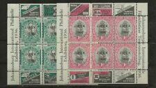 SOUTH AFRICA SC# 72-3 MNH STAMPS LH IN SELVEGE