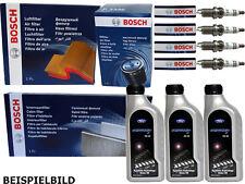 BOSCH Inspektionskit Filterpaket Filterset Ford KA (RU8) 1.2 69 PS ab 10.2008