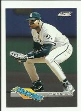 Frank Thomas 1993 Score Franchise #4   Chicago White Sox