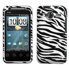 Zebra Hard Case Snap on Cover for HTC EVO Shift 4G