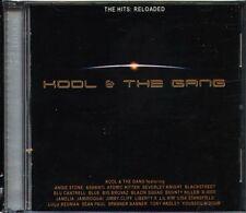 Kool & The Gang With Super Stars - Japan 2 CD Blue Lil Kim the gang Liberty X