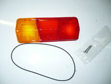 NEW GENUINE MERCEDES W601/902/611 CHASSIS PICK UP BODY REAR RIGHT O/S LAMP LENS