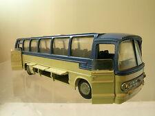 TEKNO DENMARK 950-207 MERCEDES-BENZ 0302 BUS COACH BLUE-CREAM 1:50