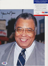 JAMES EARL JONES STAR WARS DARTH VADER SIGNED 8X10 PHOTO PSA/DNA COA #J14597