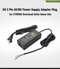 5A US Plug AC 110V to DC 12V Power Supply Adapter For Car Overhead Unit Home Use