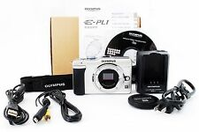 Olympus E-PL1 12.3MP Digital Camera Silver Body Only from Tokyo Japan #6-9