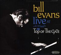 Bill Evans - Live at Art Dlugoff's Top of the Gate [New CD] Digipack Packaging