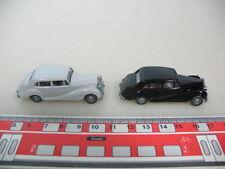 h497-0, 5 #2x Wiking H0 3800, ROLLS ROYCE 1951, MINT