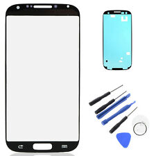 Touch Screen Glass Replacement+Tools For Samsung Galaxy S4 i9500 i9505 i337 Blue