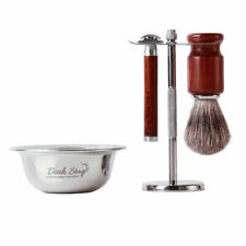Dark Stag Traditional Shaving Set -Barbering-Grooming-Vintage