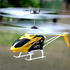 Mini RC 3D Helicopter W25 2 Channel Indoor with Gyro Remote Control Kids Gift