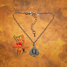 Anklets Ladies Silver Anklet Alices Key Fashion Jewelry