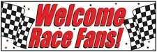 Creative Expressions 24535 5 Race Fans Giant Banner
