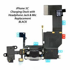 Black Mobile Phone Parts for iPhone 5c